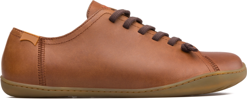 Camper Peu Brown Casual Shoes Men 17665-135
