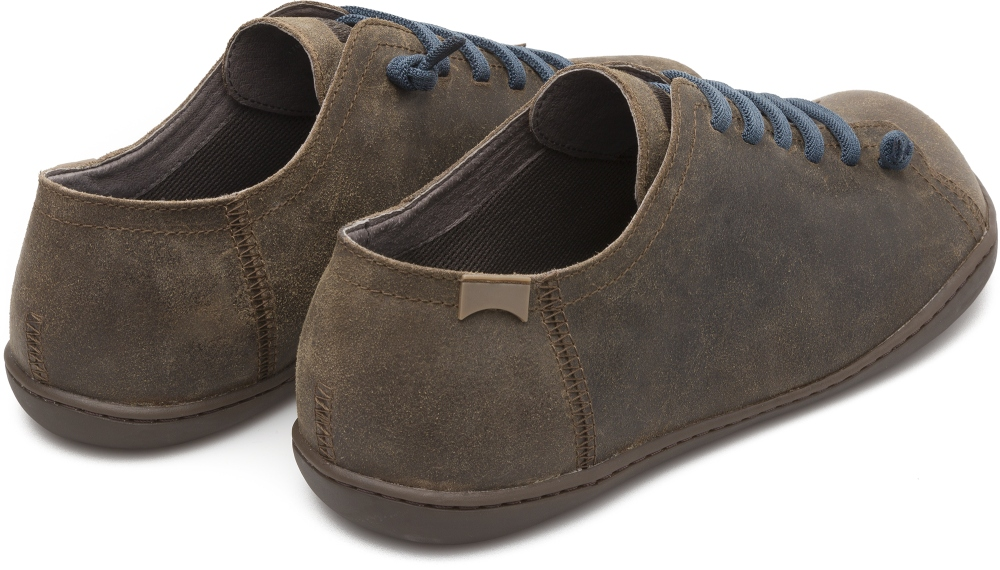 Camper Peu Brown Casual Shoes Men 17665-144