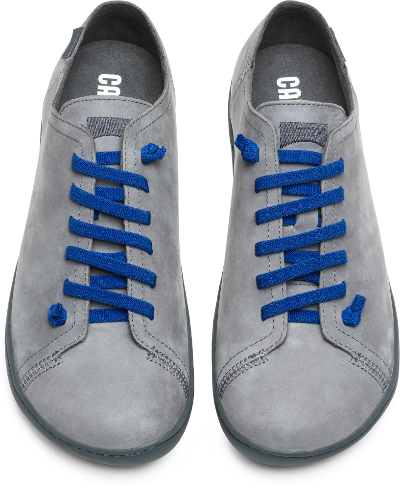 Camper Peu Grey Casual Shoes Men 17665-150