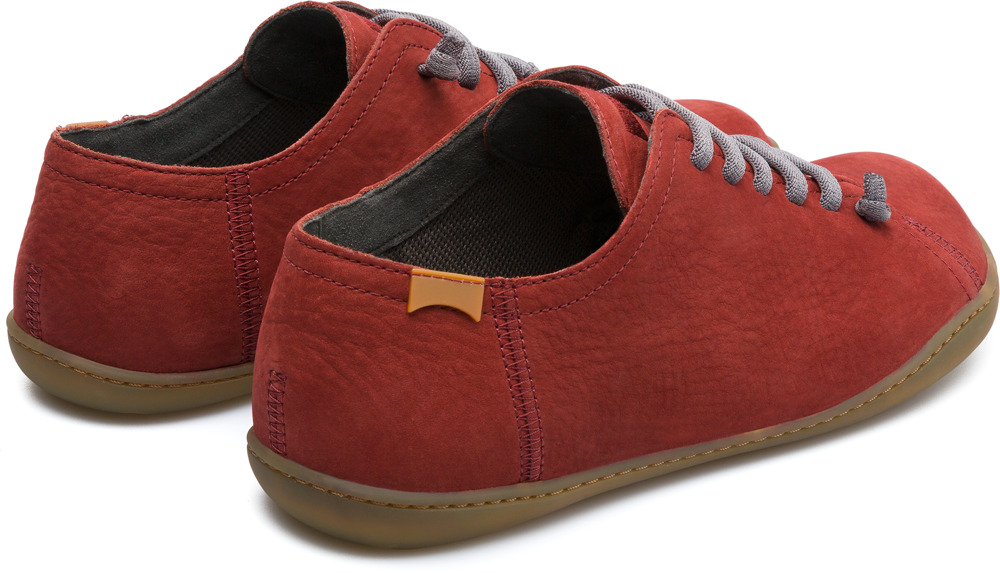 Camper Peu Red Casual Shoes Men 17665-151