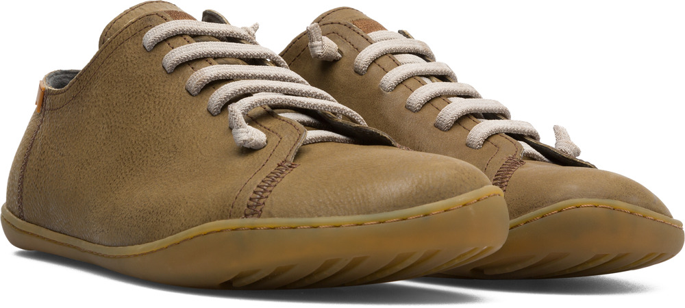 Camper Peu Green Casual Shoes Men 17665-153
