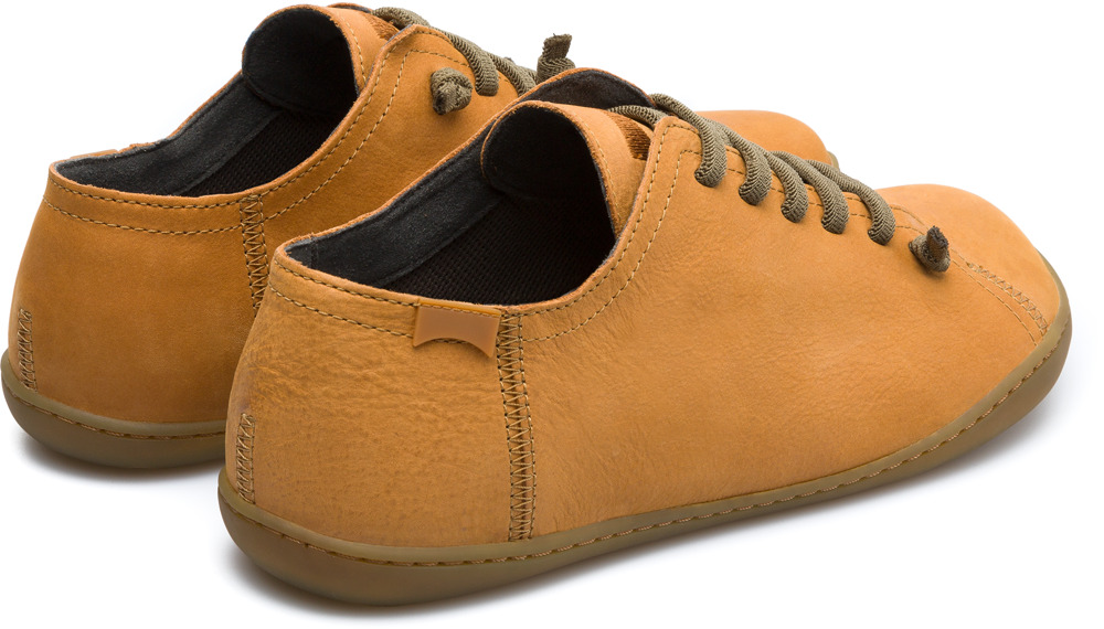 Camper Peu Brown Casual Shoes Men 17665-154