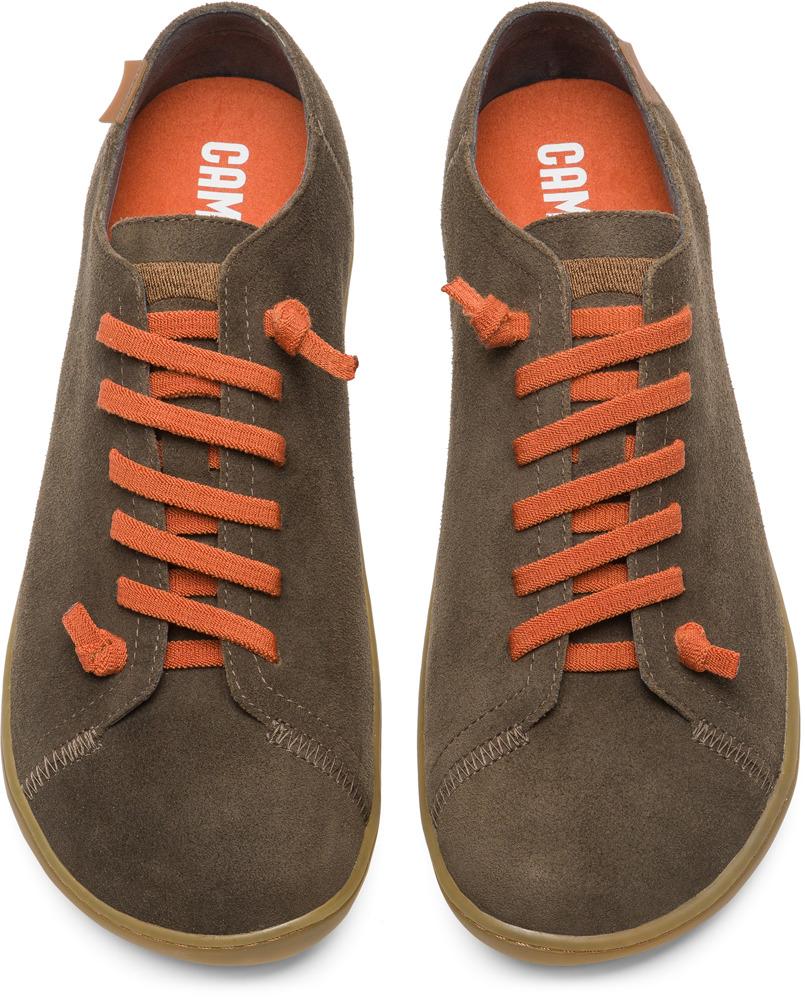Camper Peu Verde Zapatos Casual Hombre 17665-174