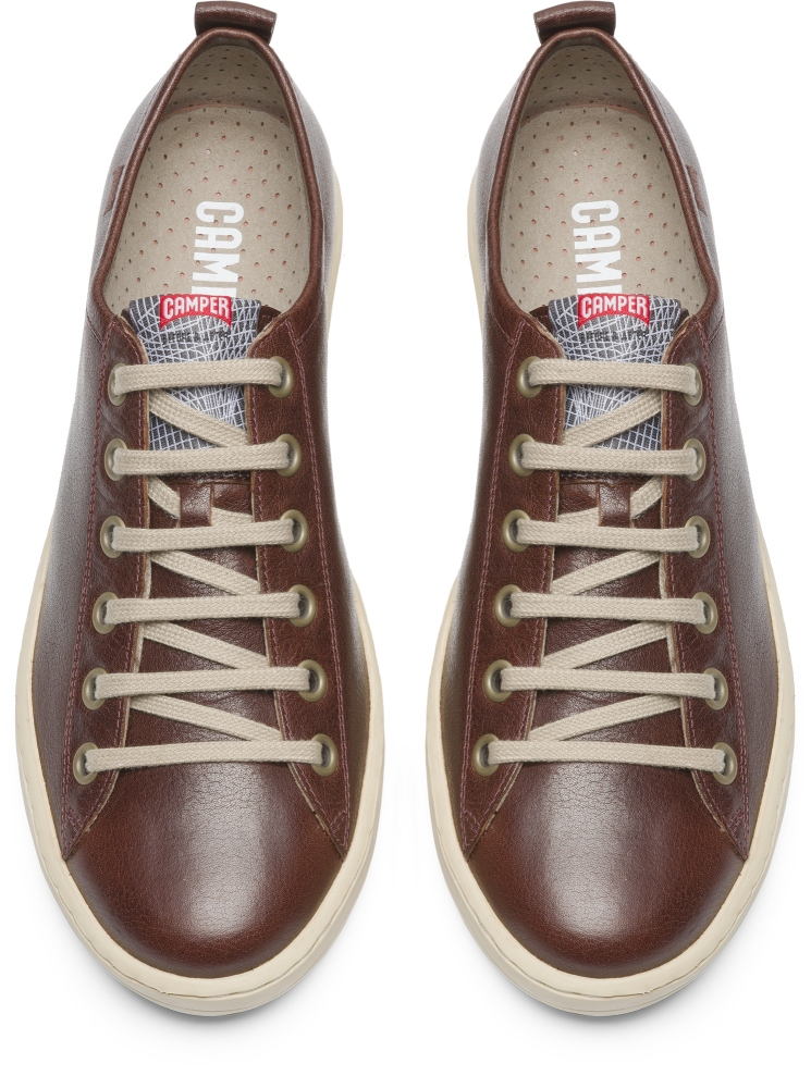 Camper Imar Marron Baskets Homme 18008-058