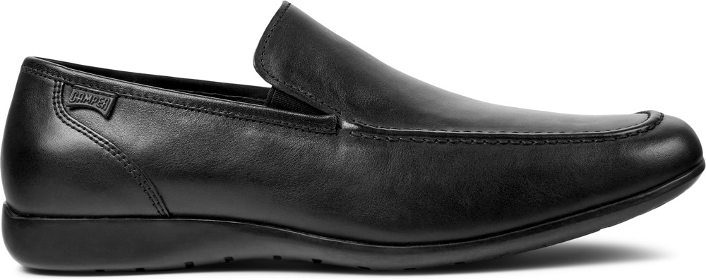 Camper Mauro Black Formal shoes Men 18282-009