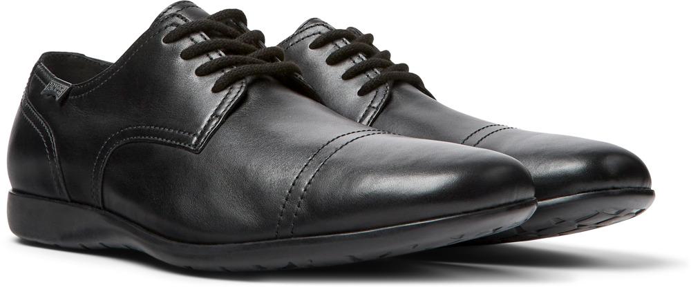 Camper Mauro Black Formal shoes Men 18295-003