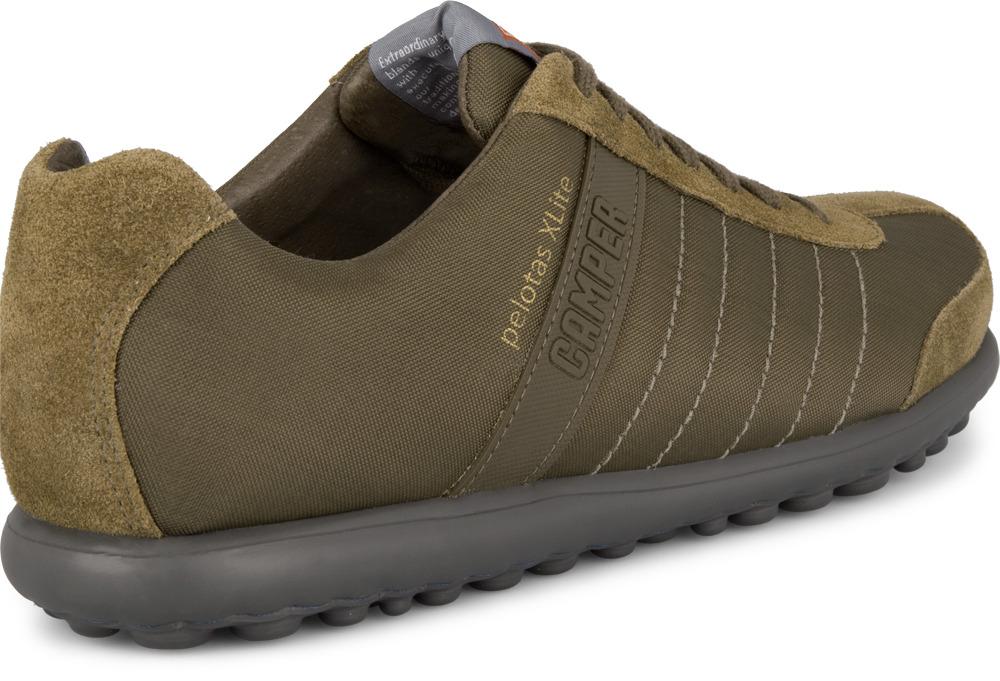 Camper Pelotas Green Casual shoes Men 18302-035