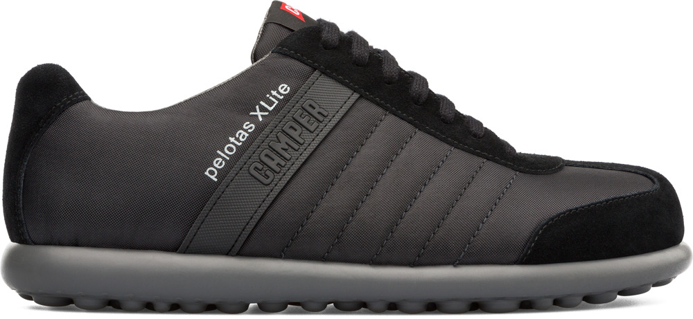Camper Pelotas XLite Black Sneakers Men 18302-041