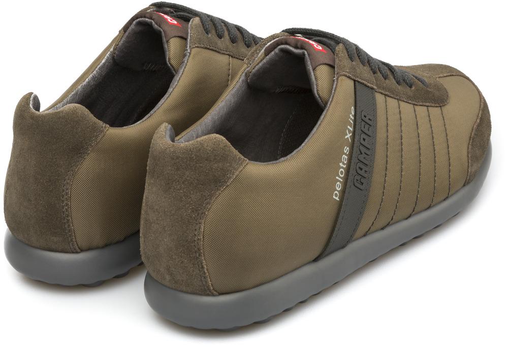Camper Pelotas XLite Green Casual shoes Men 18302-072