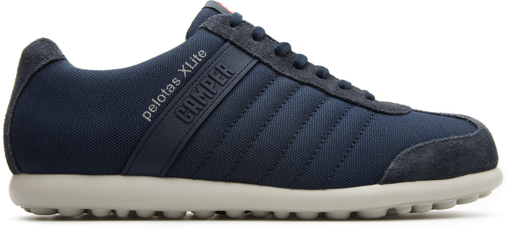 Camper Pelotas XLite Blue Casual Shoes Men 18302-091