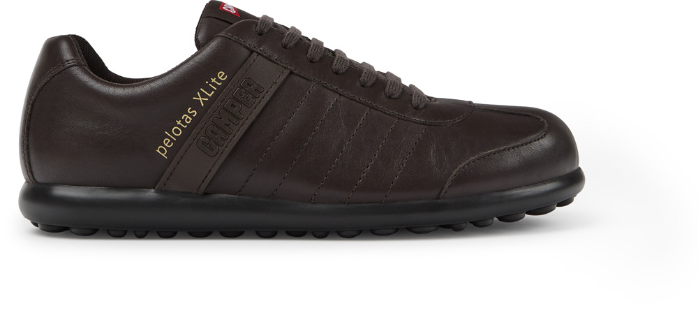 Camper Pelotas XLite Brown Sneakers Men 18304-025