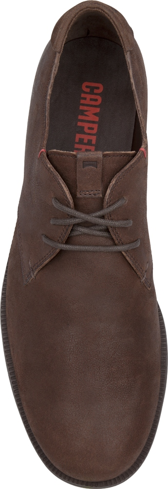 Camper MIL Brown Formal shoes Men 18552-003