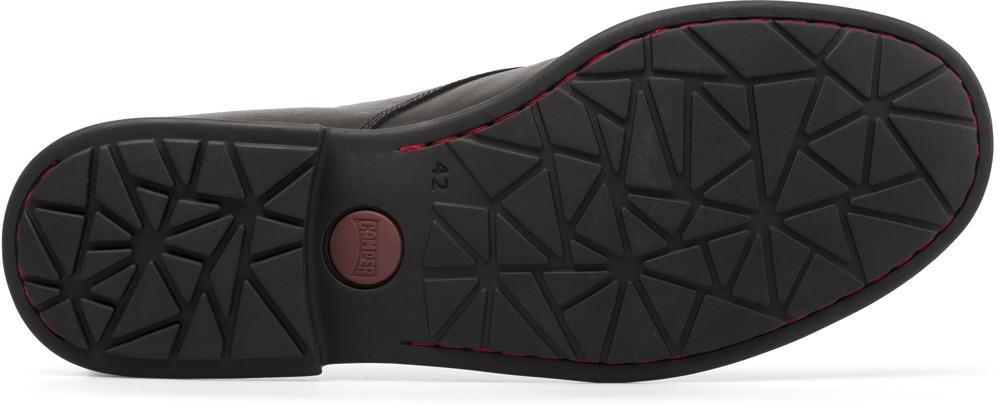 Camper Mil Black Formal Shoes Men 18552-068