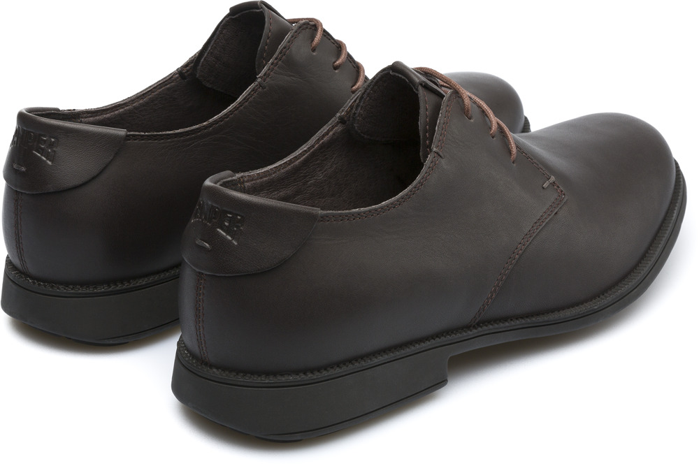 Camper Mil Brown Formal shoes Men 18552-069