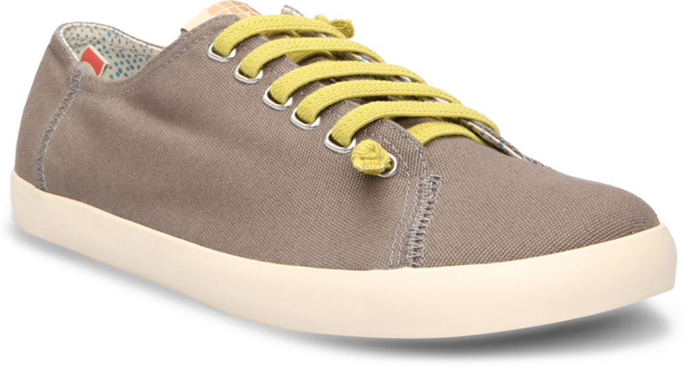Camper Peu Grey Casual shoes Men 18622-001