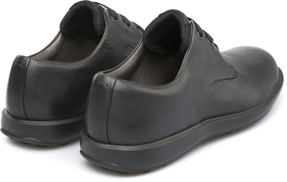 Camper Atom Work Black Formal shoes Men 18637-001