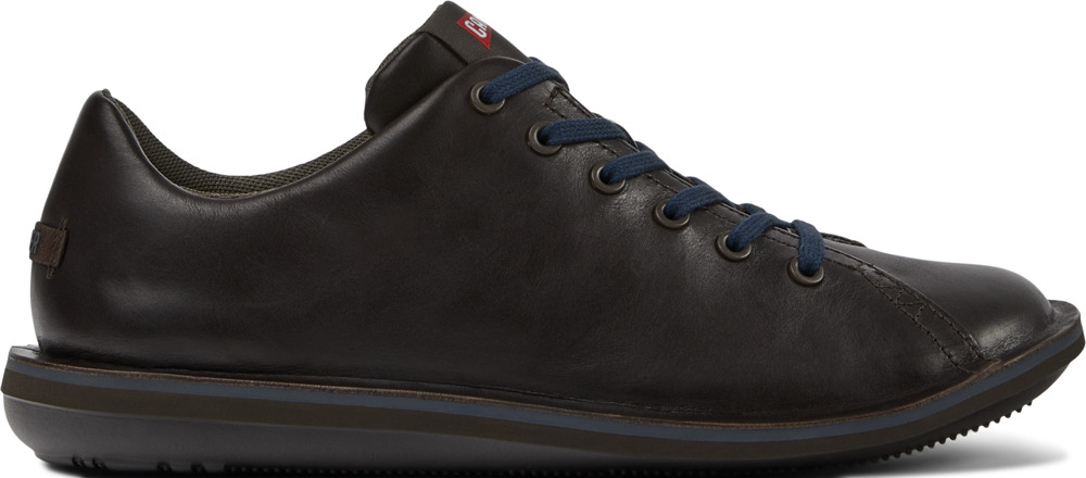 Camper Beetle Brown Casual Shoes Men 18648-023