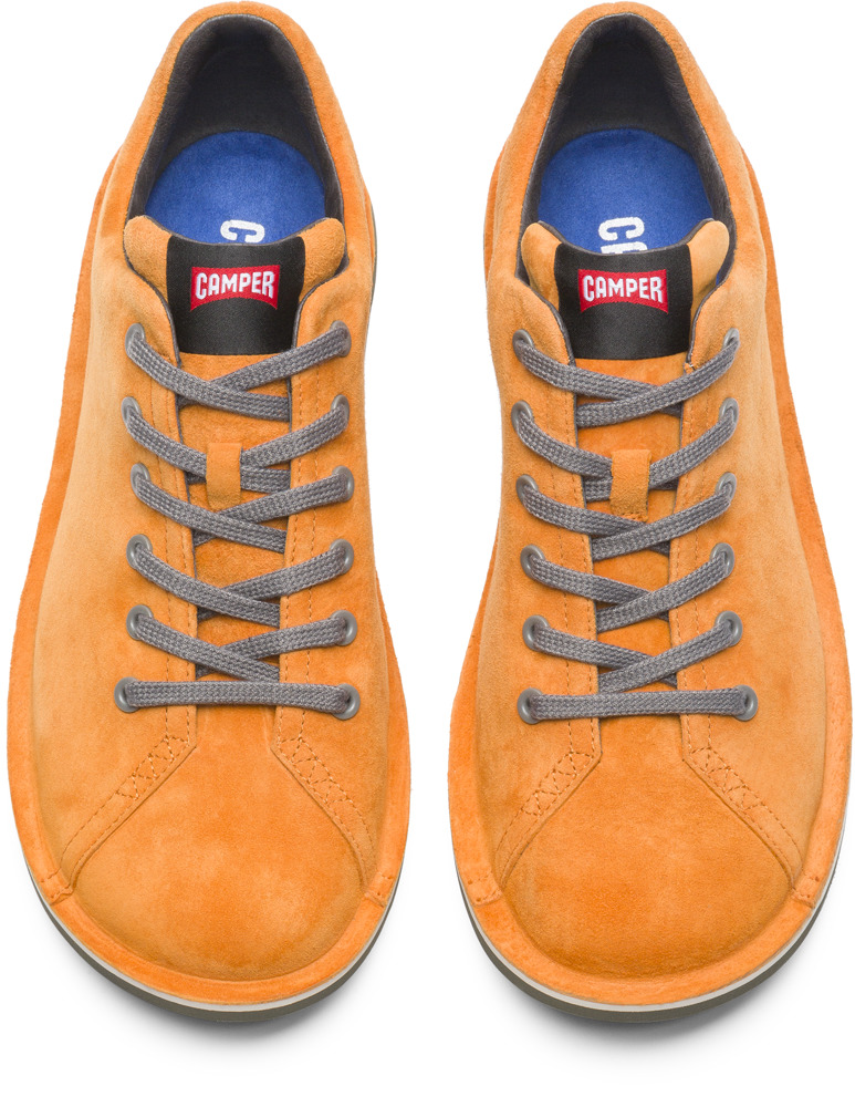 Camper Beetle Orange Chaussures casual Homme 18648-059