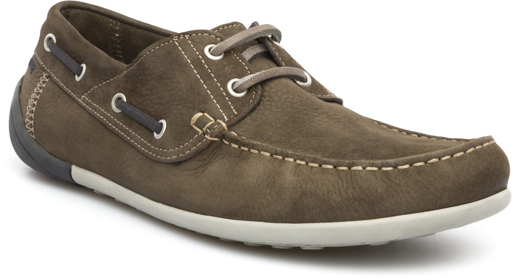Camper Peu Grey Casual shoes Men 18661-004