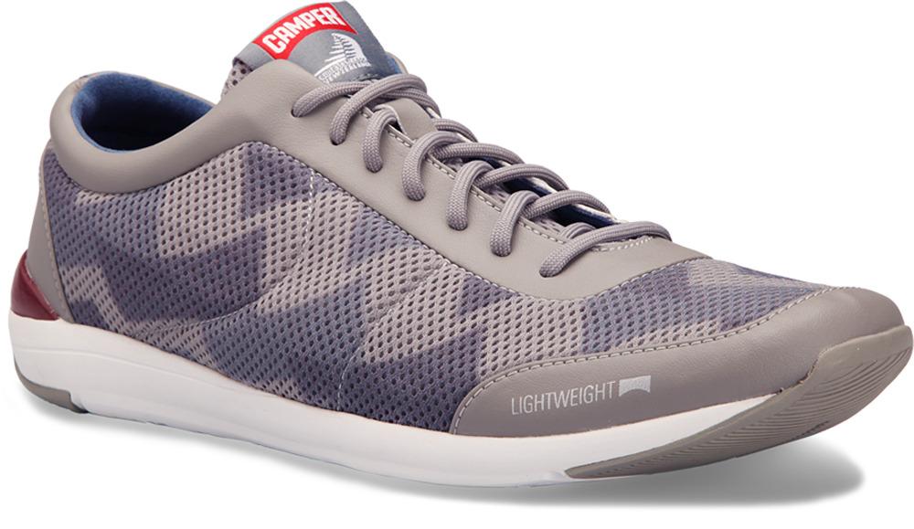 Camper WATERUNNER Grey Sneakers Men 18694-002