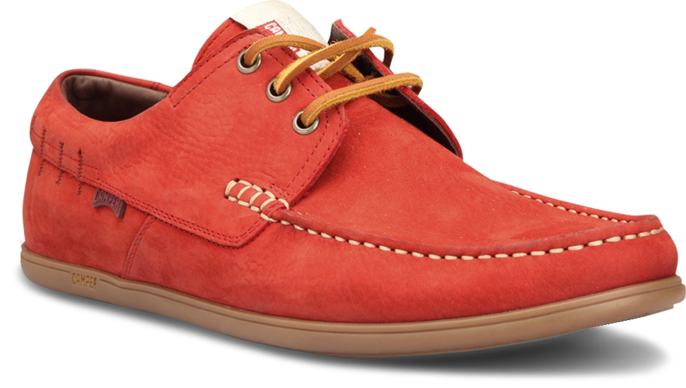 Camper SOUTH Red Casual shoes Men 18705-005