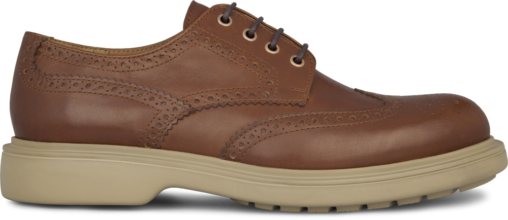 Camper VALLEY Brown Casual shoes Men 18715-004