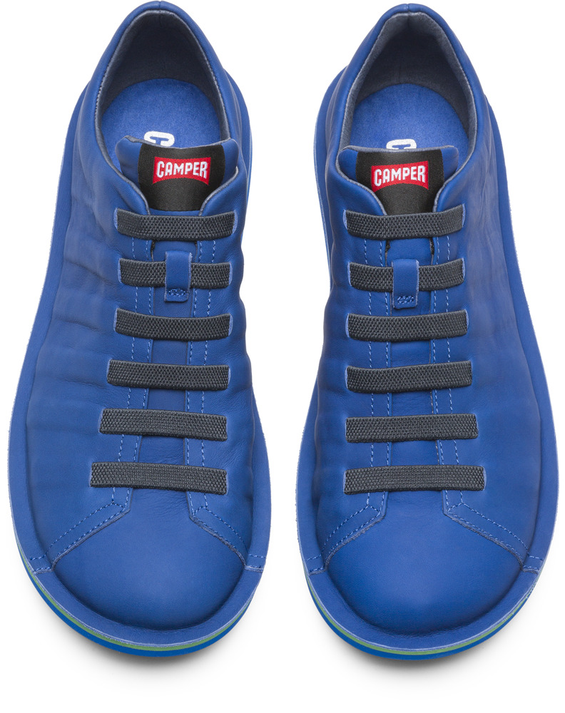 Camper Beetle Bleu Chaussures casual Homme 18751-053