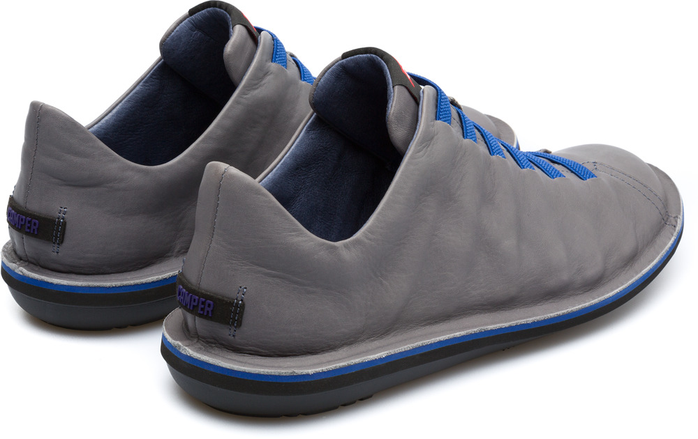 Camper Beetle Grey Casual Shoes Men 18751-060