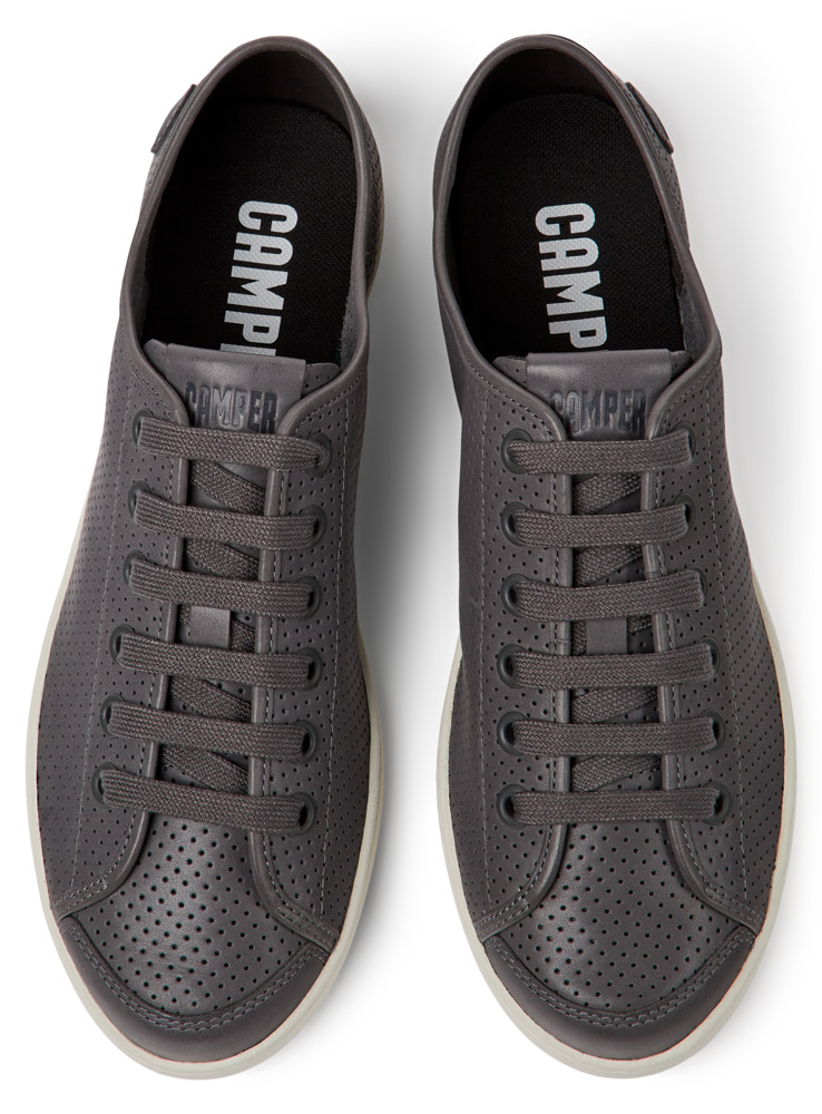 Camper Uno Grey Sneakers Men 18785-046