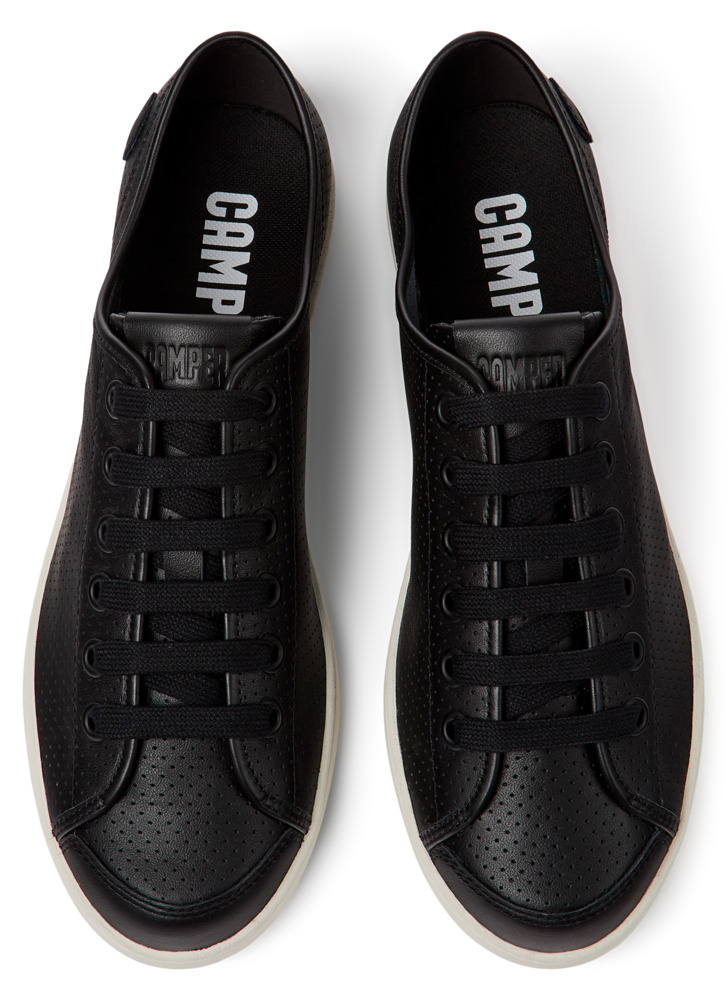 Camper Uno Black Sneakers Men 18785-047