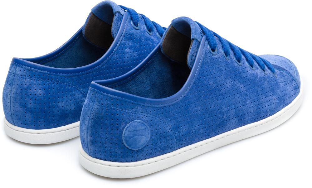 Camper Uno Blue Sneakers Men 18785-048