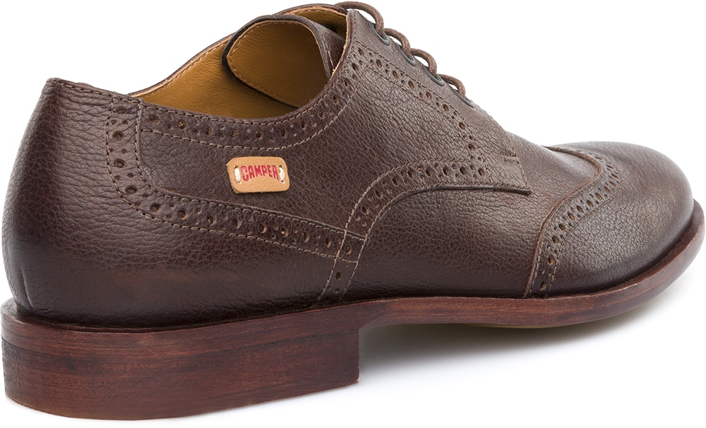 Camper FRED Brown Casual shoes Men 18809-001