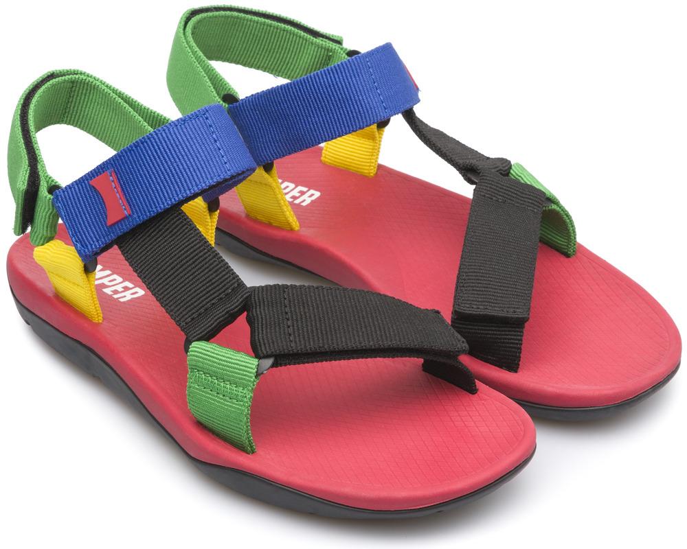 Camper Match Multicolor Sandals Men 18824-035