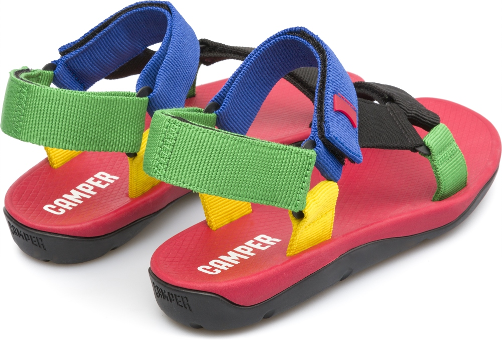 Camper Match Multicolor Sandàlies Home 18824-035