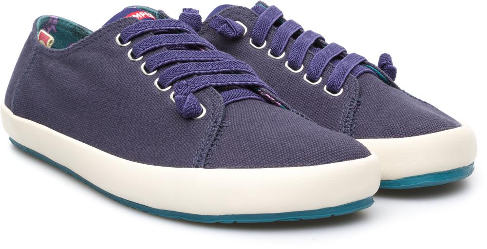 Camper Peu Rambla Blue Casual shoes Men 18869-038