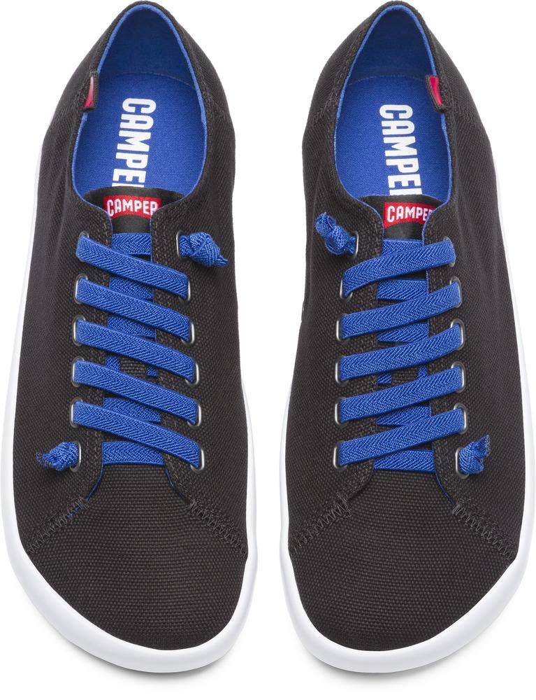 Camper Peu Rambla Black Sneakers Men 18869-049