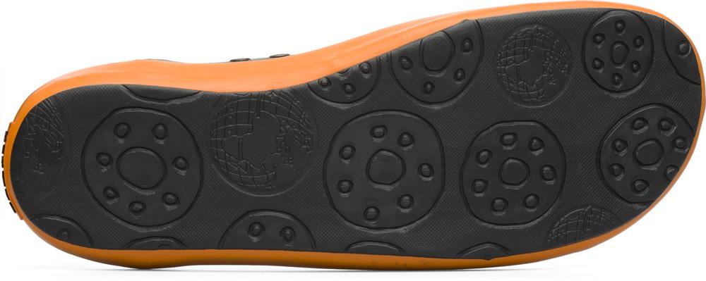 Camper Peu Rambla Grey Sneakers Men 18871-025