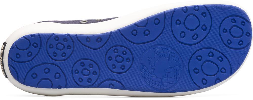 Camper Peu Rambla Blue Sneakers Men 18871-026