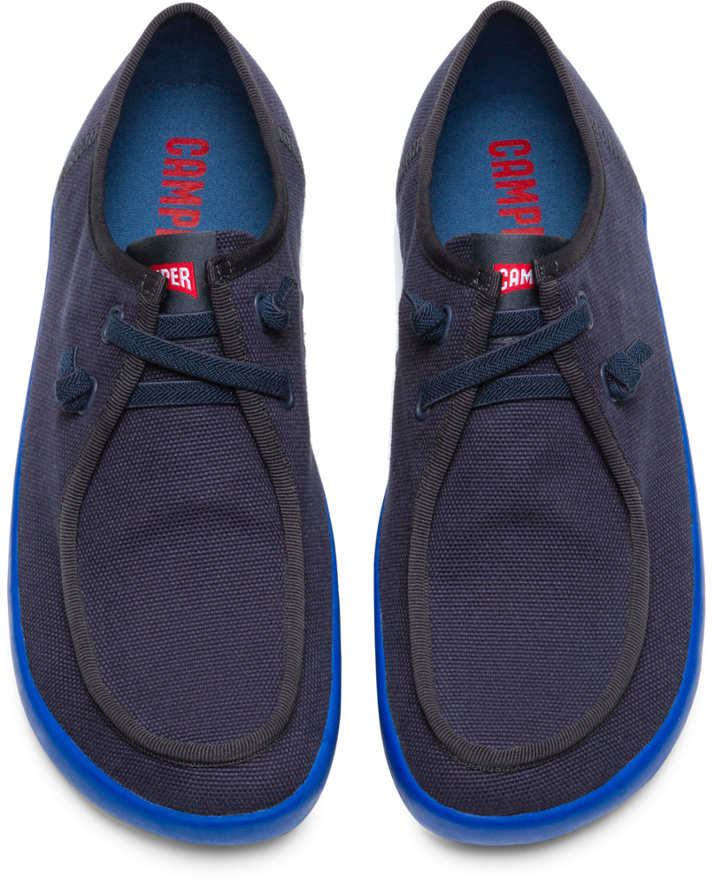 Camper Peu Rambla Blue Casual Shoes Men 18871-028