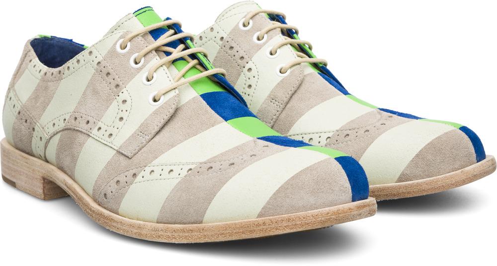 Camper Twins Multicolor Formal shoes Men 18888-001