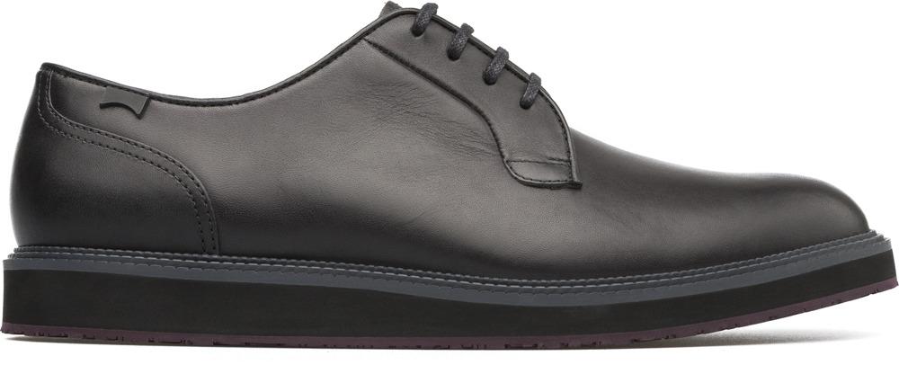 Camper Magnus Negro Zapatos de vestir Hombre 18897-035