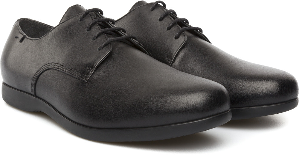 Camper GEORGE Black Formal shoes Men 18981-001