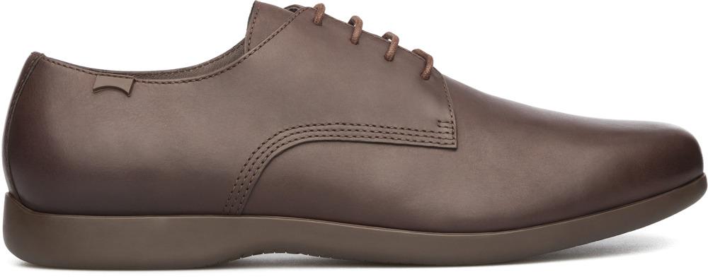Camper George Marron Zapatos de vestir Hombre 18981-004