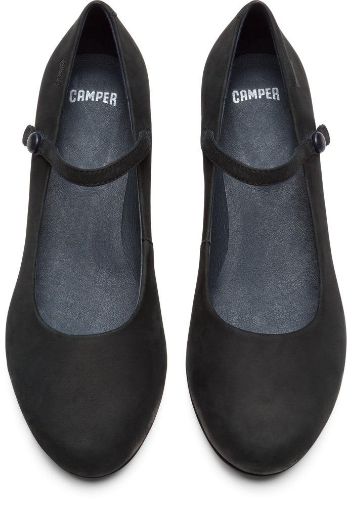 Camper Helena Blue Formal Shoes Women 20202-052