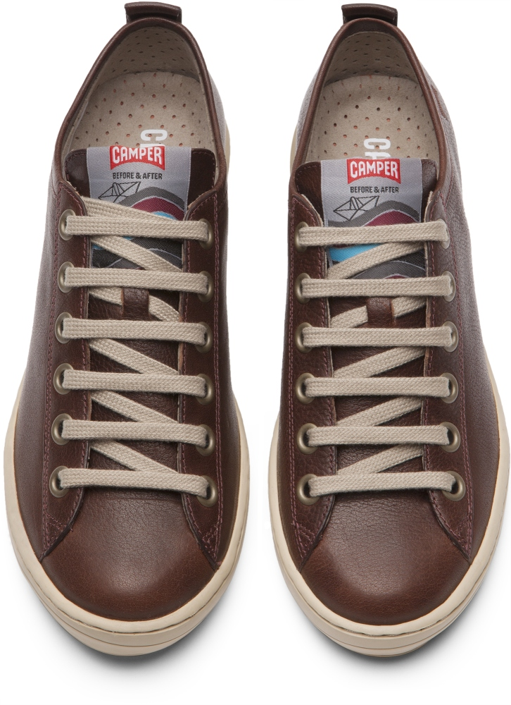 Camper Imar Brown Sneakers Women 20442-096