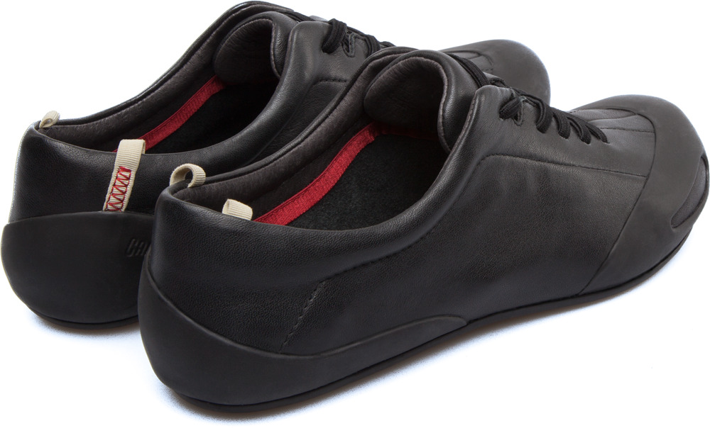Camper Peu Senda Black Casual Shoes Women 20614-010