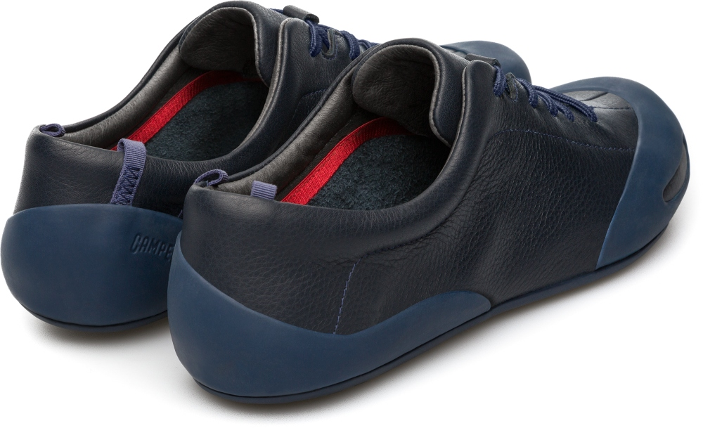 Camper Peu Senda Blue Casual Shoes Women 20614-084