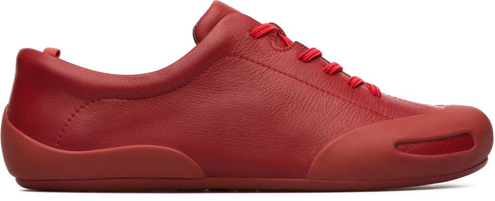 Camper Peu Senda Red Casual Shoes Women 20614-085