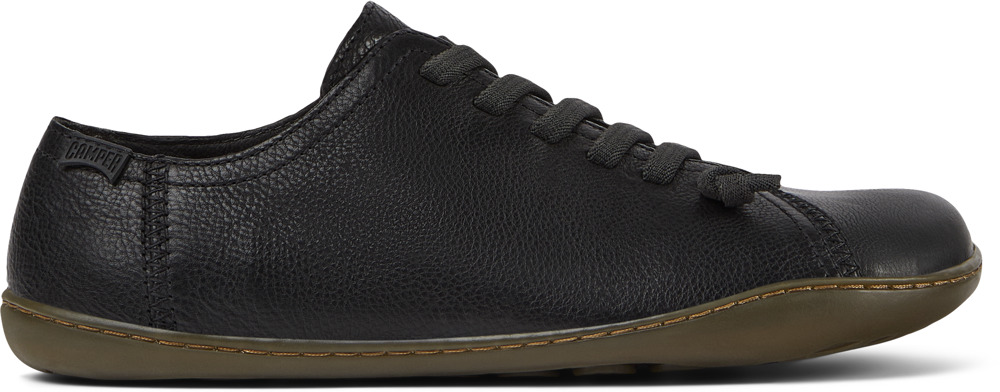 Camper Peu Noir Chaussures casual Femme 20848-017