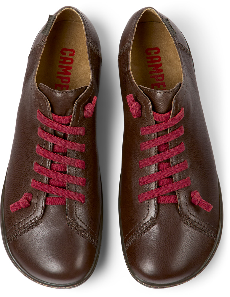Camper Peu Marron Chaussures casual Femme 20848-020